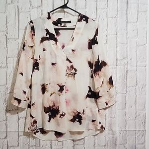 New Rose & Olive Top